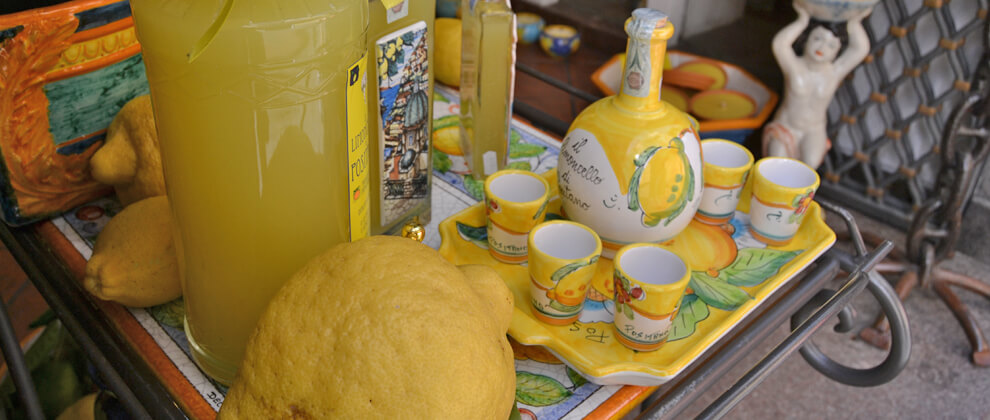 Sorrento and Amalfi Coast lemon