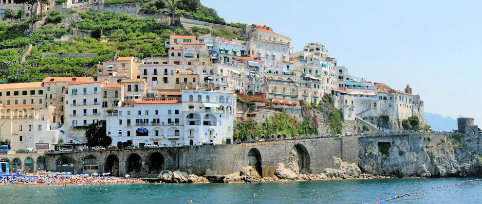 Sorrento and Amalfi Coast particular
